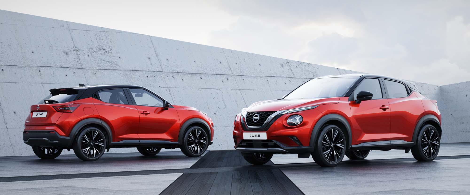 Το ολοκαίνουργιο Nissan JUKE στην Ελλάδα, με τιμή εκκίνησης στα 18.700€