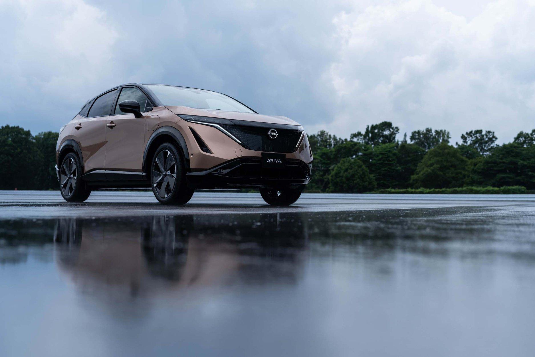 Nissan Ariya: ένα ηλεκτρικό coupé crossover για μια νέα εποχή