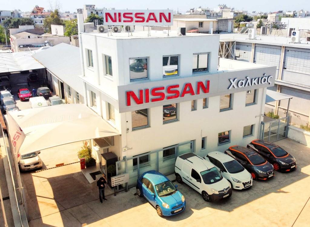 Οι νέες μας εγκαταστάσεις service βρίσκονται στην οδό Πειραιώς 22, στο Μοσχάτο.