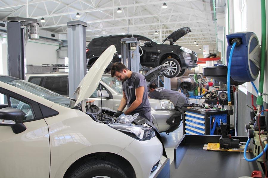 Nissan Χαλκιάς After Sales Service