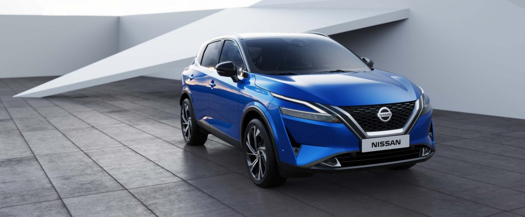 All-New Nissan Qashqai CGI - Exterior 1